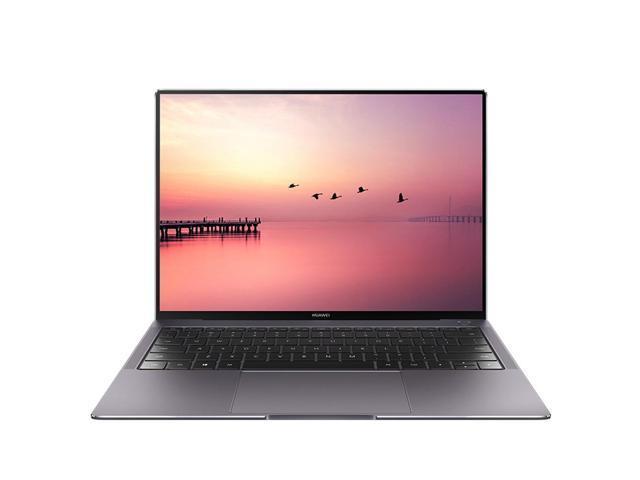 """Huawei MateBook X Pro Laptop Intel Core i5-8250U Dual Core 13.9"""" 100% NTSC LTPS Screen 3000*2000 NVIDIA Geforce MX150 2GB DDR5 8GB DDR3 256GB SSD - Gray"""
