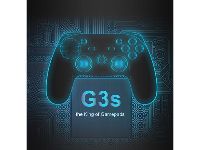 GameSir G3s Enhanced Edition Wireless Gamepad 2 4GHz Bluetooth 4 0  Connection for iOS/Android/Windows/PS3 - Black - Newegg com