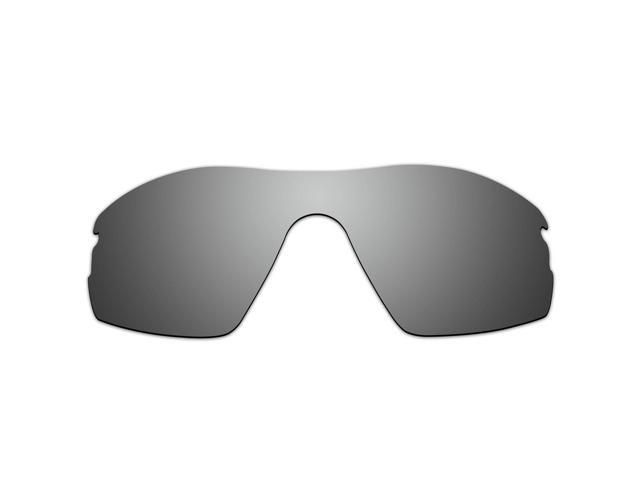 efffcae3dd ACOMPATIBLE Replacement Lenses for Oakley Radar Pitch Sunglasses (Titanium  Mirror - Polarized)