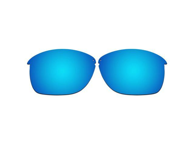 a19112d049a9 ACOMPATIBLE Replacement Lenses for Oakley Unstoppable Sunglasses OO9191  (Ice Blue Mirror - Polarized)