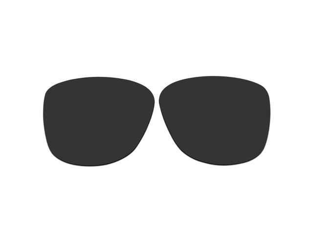 f61522cfb96f2 ACOMPATIBLE Replacement Lenses for Oakley Reverie Sunglasses OO9362 (Black  - Polarized)