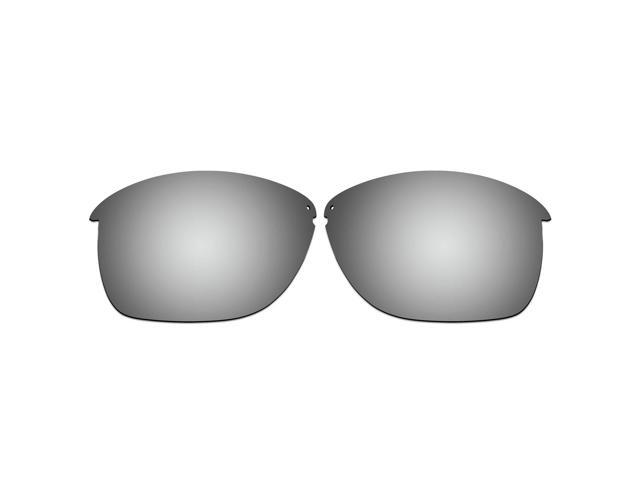 79b9543329 ACOMPATIBLE Replacement Lenses for Oakley Unstoppable Sunglasses OO9191  (Titanium Mirror - Polarized)