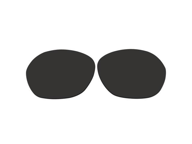 be62aeac7271 ACOMPATIBLE Replacement Lenses for Oakley Warm Up Sunglasses OO9176 (Black  - Polarized)