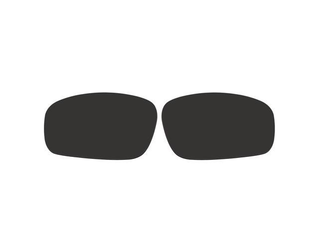 70b931bf86 ACOMPATIBLE Replacement Lenses for Oakley Monster Pup Sunglasses (Black -  Polarized)