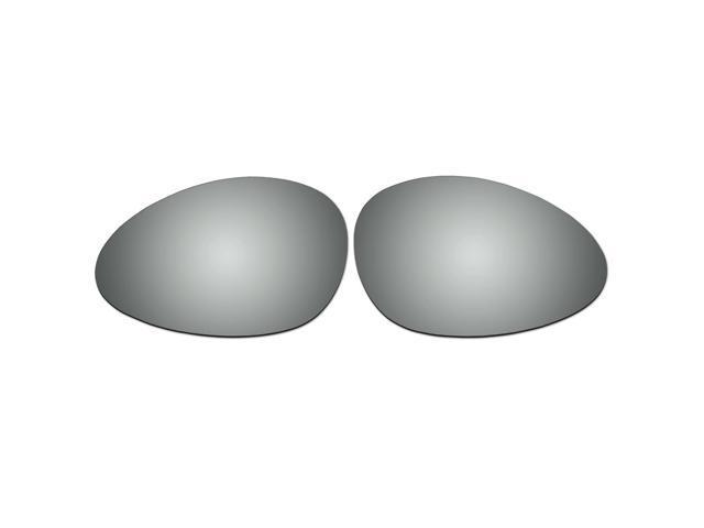 9dd6d5eec9 ACOMPATIBLE Replacement Lenses for Oakley Eye Jacket 2.0 Sunglasses  (Titanium Mirror - Polarized)