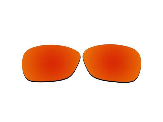 ea1dcaa012 ACOMPATIBLE Replacement Lenses for Oakley C Wire New (2011 Year) Sunglasses  OO4046 (Fire