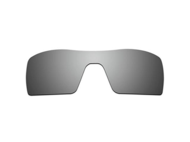 aa8a5cd7d2 ACOMPATIBLE Replacement Lenses for Oakley Oil Rig II Sunglasses Gen 2  (Titanium Mirror - Polarized