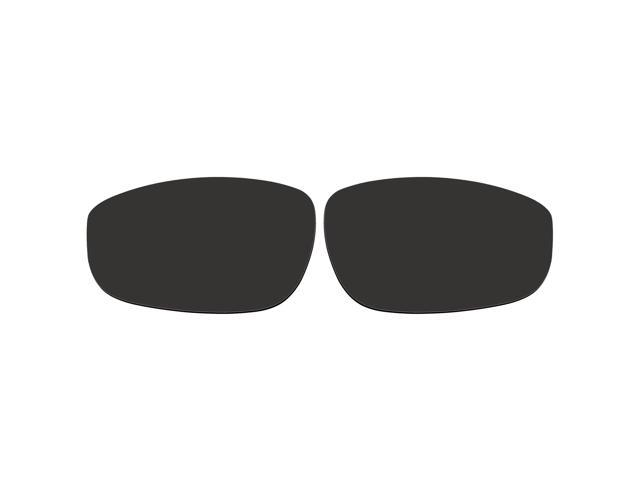 3978278175 ACOMPATIBLE Replacement Lenses for Oakley Fives 4.0 Sunglasses (Black -  Polarized)