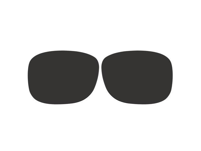 29cba0c852cdb ACOMPATIBLE Replacement Lenses for Oakley Discreet Sunglasses OO2012 (Black  - Polarized)