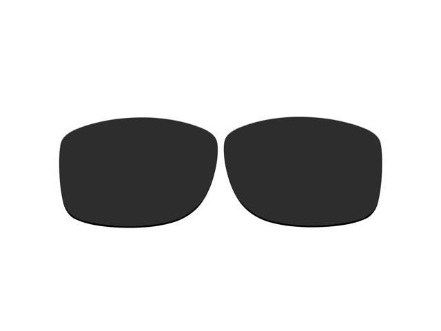 3e46b24bf2 ACOMPATIBLE Replacement Lenses for Oakley Jupiter Squared Sunglasses OO9135  (Black - Polarized)
