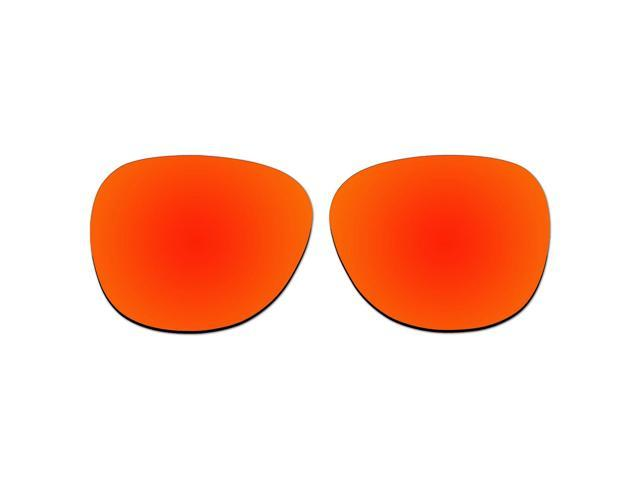 1d752bb60d ACOMPATIBLE Replacement Lenses for Oakley Stringer Sunglasses OO9315 (Fire  Red Mirror - Polarized)