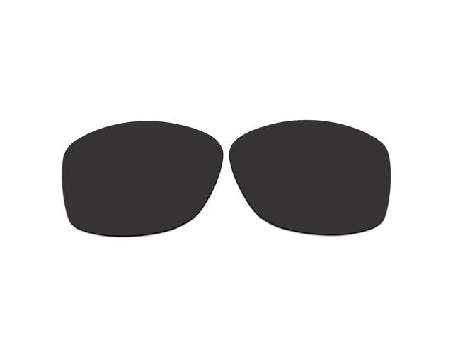 16347d237d8 ACOMPATIBLE Replacement Lenses for Oakley Cohort Sunglasses OO9301 (Black -  Polarized)