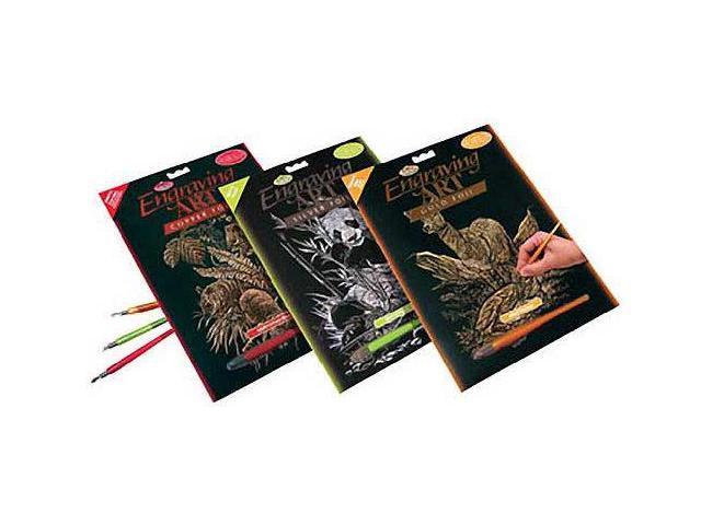 Foil Engraving Art Kit Value Pack  8