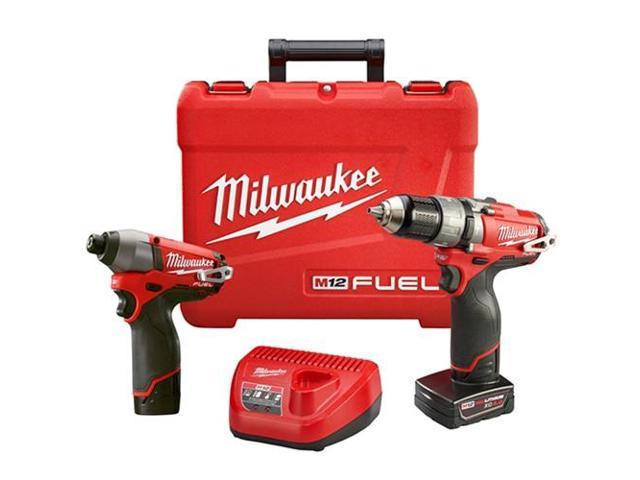 Milwaukee Electric Tool 271152 2597 22 M12 Fuel Hammer Drill Driver