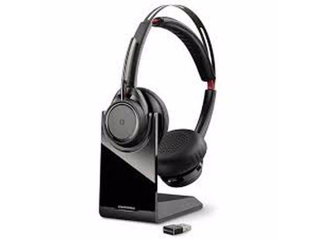 Plantronicsr Voyager Focus Uc On Ear Headphones Microsoftr
