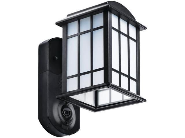 Maximus Craftsman Smart Security Outdoor Light with HD Camera