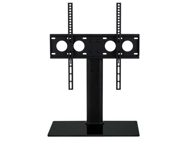 Mount It Universal Tabletop Tv Stand Mount And Av Media Glass