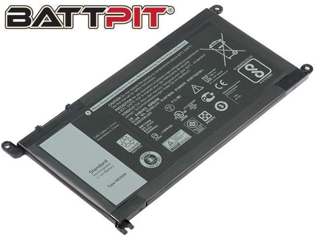 0a2e9496775 BattPit  Laptop Battery Replacement for Dell Latitude 3180
