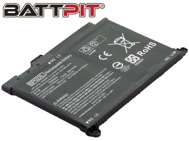 BattPit: Laptop Battery Replacement for HP Pavilion 15-AU123CL, 849569-421,  849569-542, 849909-850, HSTNN-LB7H, TPN-Q172 - Newegg com