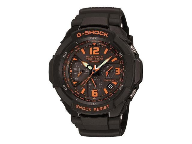 2ce1f31c8a3 Casio G-Shock SKY COCKPIT GW-3000B-1AJF Tough Solar Atomic Men Watch