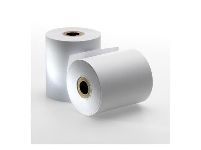 SYNTEST Thermal Printer Rolls for the SYNTEST SP 401, SP 404: Size - 3 1/8  in  (80mm) x 119 ft , 50 rolls per case, w  Free Delivery - Newegg com