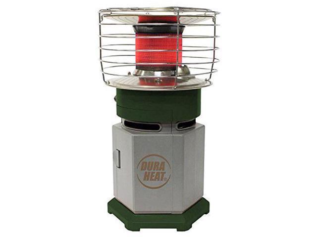 Dura Heat Lp10 360 Single Tank Portable 360 Degree Indoor Outdoor