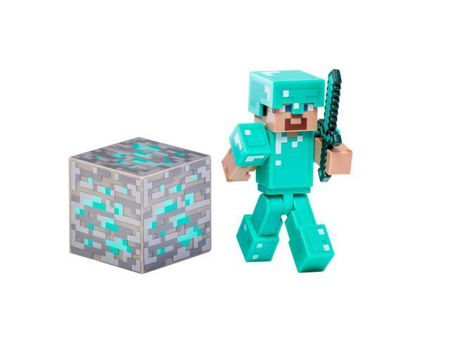 Minecraft Overworld 275 Inch Action Figure Steve With