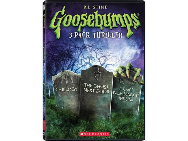 Goosebumps Chillogy The Ghost Next Door It Came From 3