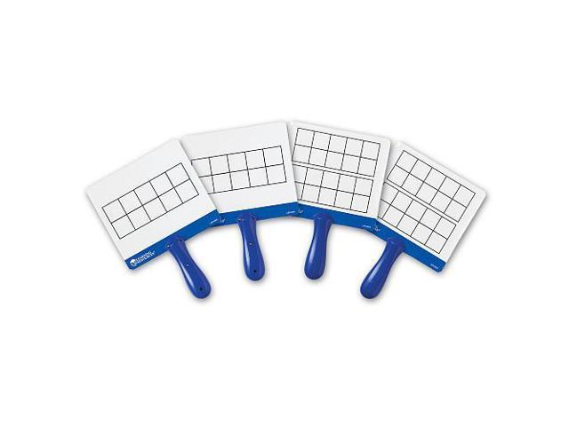 Learning Resources Magnetic Ten Frame Answer Boards Set