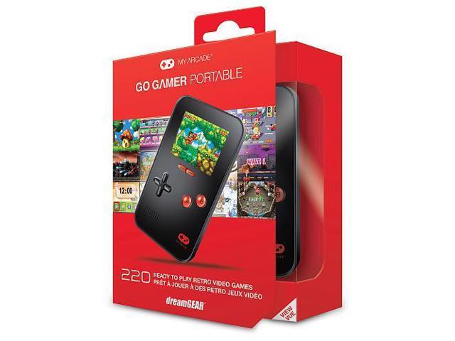 91a111d4c2770 Dreamgear DGUN-2864 My Arcade Go Gamer Portable - Black ...