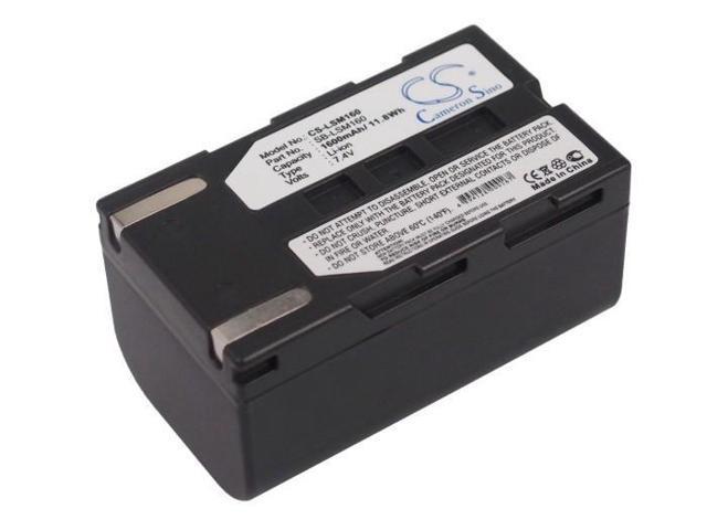 2x Baterías 800mAh para Samsung SB-LSM80 SB-LSM160 SB-LSM320
