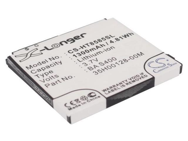 1300mAh / 4 81Wh Battery For HTC HD2, - Newegg com