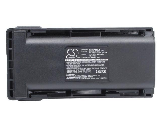 IC-F14 IC-F14S Cameron Sino Battery For Icom IC-4011 IC-A14 IC-F15 IC-A14S