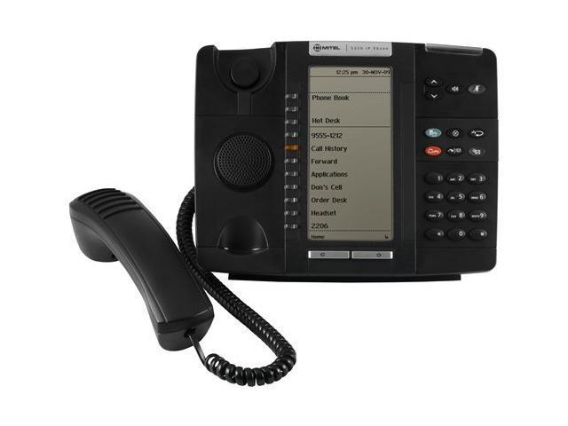 Mitel 5320 IP Phone with Gigabit Stand Bundle - Newegg com