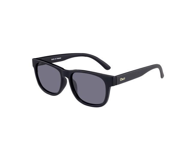 58d7062e95 DUCO Classic Wayfarer style Polarized Sunglasses UV400 protection for Women  Men 2142