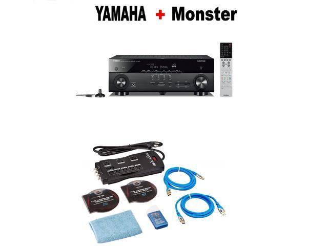 yamaha aventage rx a680 7 2 ch 4k ultra hd av receiver. Black Bedroom Furniture Sets. Home Design Ideas