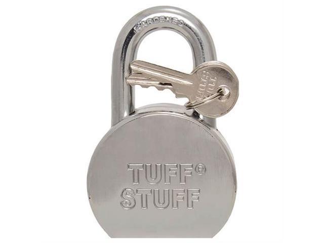 Tuff Stuff Like American Lock 700 5258 Solid Steel 2 1 2