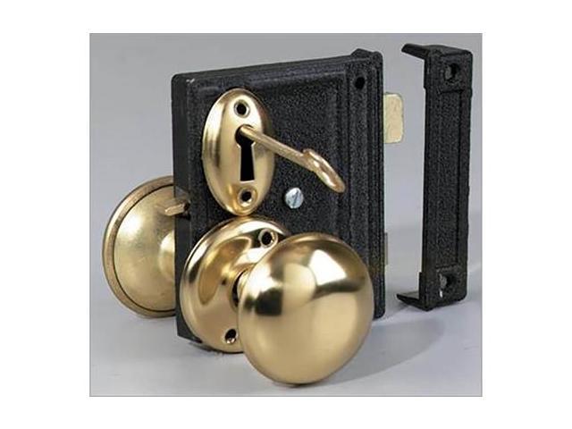 Ilco 590 04 51 Vertical Style Rim Knob Lockset Bit Skeleton Keys Vintage Style Newegg Com