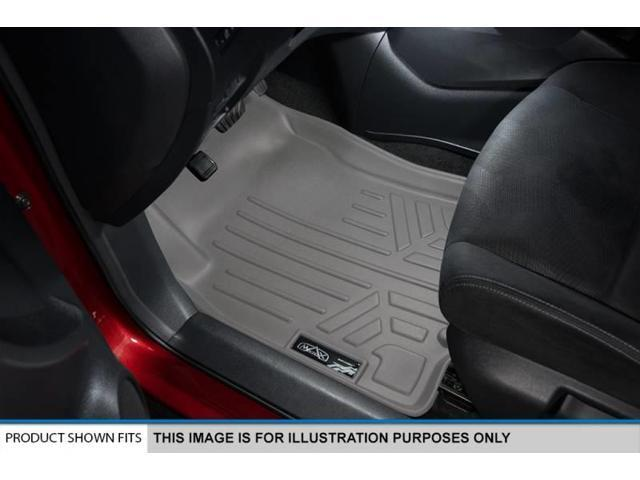 Maxliner 2016 Honda Pilot Floor Mats 3 Row Set Grey A2200/B2200/C2200