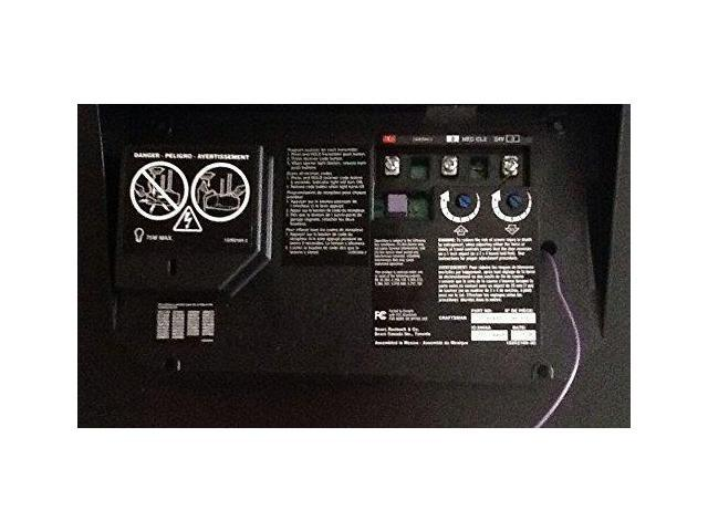 Liftmaster Chamberlain 41a5021 1h 315 Garage Door Opener Circuit