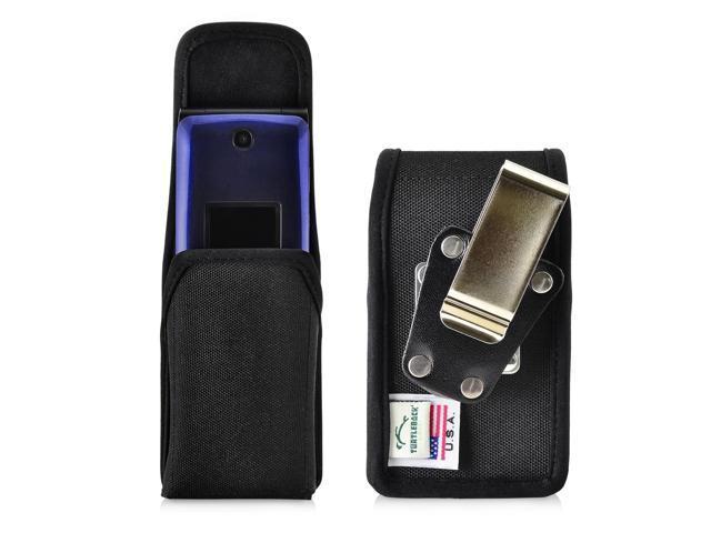 Consumer Cellular Alcatel GO FLIP, MYFLIP, FLIP 2 Black NYLON Rotating Belt  Clip - Newegg com