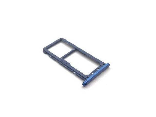 Huawei P20 Sd Karte.Sd Card Slot Holder For Huawei P20 Lite Nova 3e Sim Card Adapter Replacement Part Blue Newegg Com