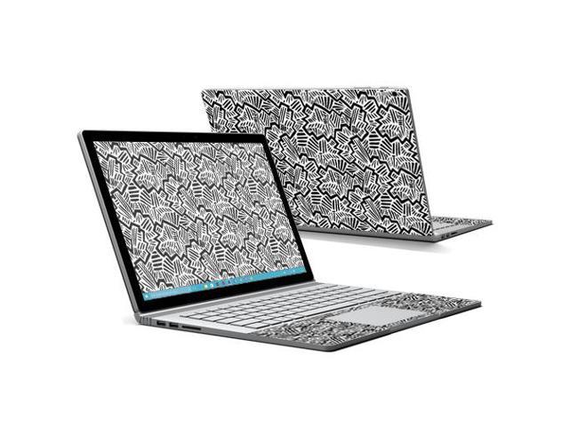 skin decal wrap for microsoft surface book cover sticker abstract