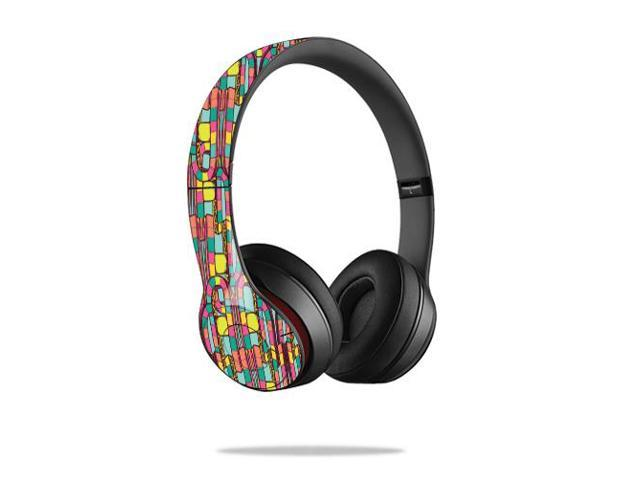 Skin Decal Wrap for Dr  Dre Beats Solo2 Headphones sticker Color Bridge -  Newegg com