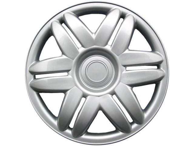 oxgord 15 inch silver wheel covers for 2000 2001 toyota camry Hellaflush Camry oxgord 15