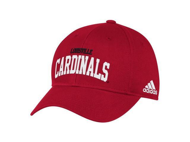 Louisville Cardinals Adidas Women s Structured Hat - Newegg.com f26d4d295