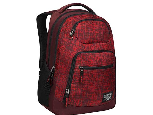 207cc9a4532 OGIO Tribune Red Genome Maroon and Black 17