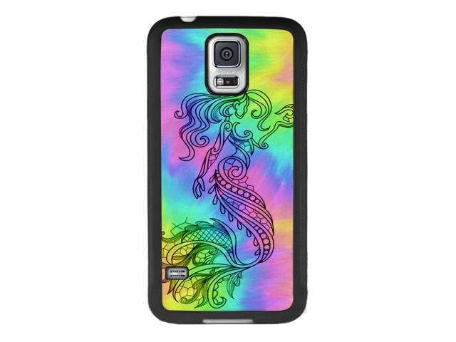new product 277de 6ae28 Samsung Galaxy S5 Case Anti-Scratch & Protective Cover, Mermaid Case-Onelee  - Newegg.com