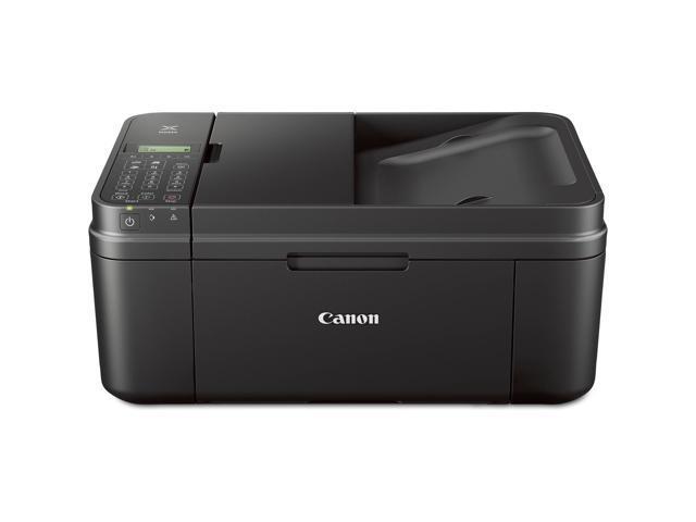 9bd2e3e12a6b Canon PIXMA MX490 Wireless Office All-in-One Printer/Copier/Scanner/
