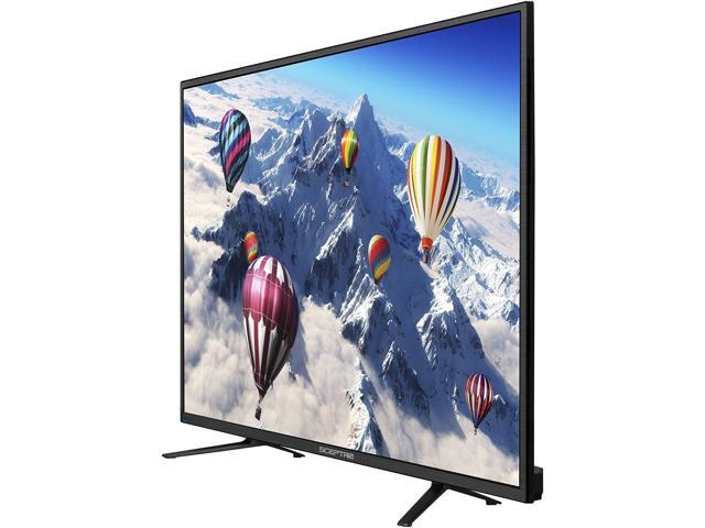 "Sceptre 55"" Class 4K (2160P) LED TV (U550CV-U) - New"